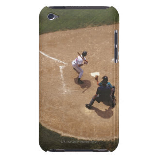 Baseball at Home Plate Barely There iPod Cover