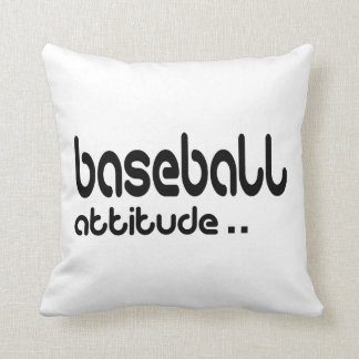 Baseball Attitude Cushion