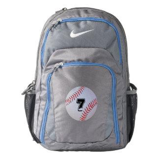 Baseball back pack backpack