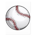 Baseball Ball 1 Postcards