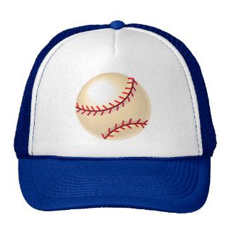 Baseball Ball 2 Cap
