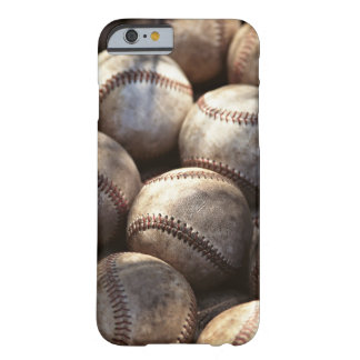 Baseball Ball Barely There iPhone 6 Case