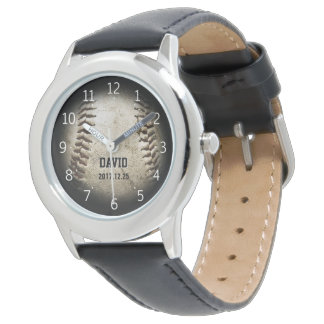 Baseball Ball | Cool Gifts Watch