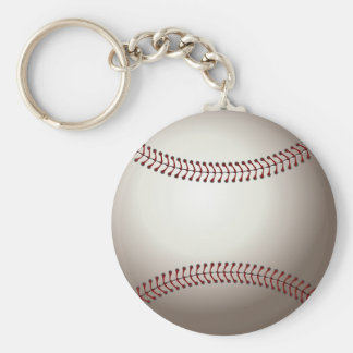 baseball (ball) key ring