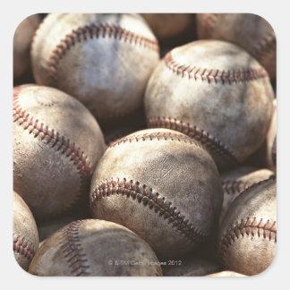 Baseball Ball Stickers