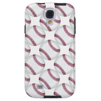 Baseball Balls Pattern Sports Galaxy S4 Case