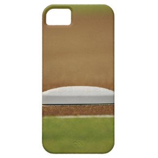 Baseball base iPhone 5 cases