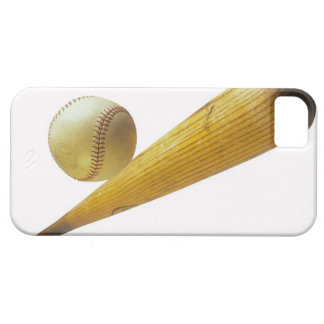 Baseball bat and ball case for the iPhone 5