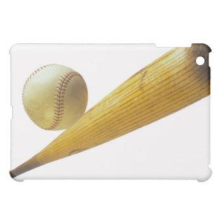 Baseball bat and ball iPad mini covers