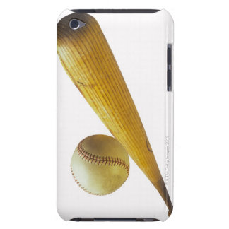Baseball bat and ball iPod touch Case-Mate case