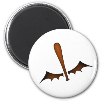baseball bat wings kühlschrankmagnete