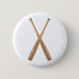Baseball bats button