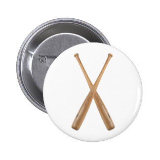 Baseball bats button