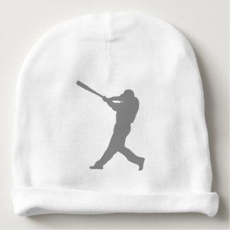 Baseball Batter Baby Beanie