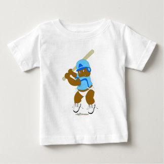 Baseball Batter baby boy T Shirt