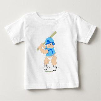 Baseball Batter baby boy Tee Shirts