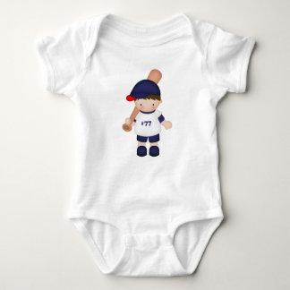 Baseball Batter Boy Sports Athletics Games T-shirts