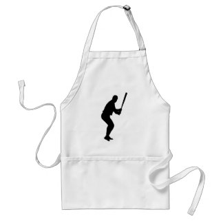 Baseball Batter Bunts Sports Standard Apron