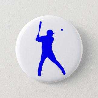 Baseball batter button