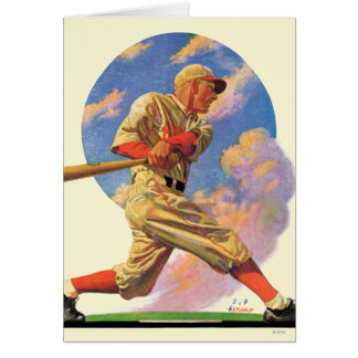 Baseball Batter Card