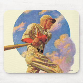 Baseball Batter Mouse Mat