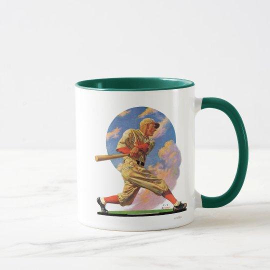 Baseball Batter Mug
