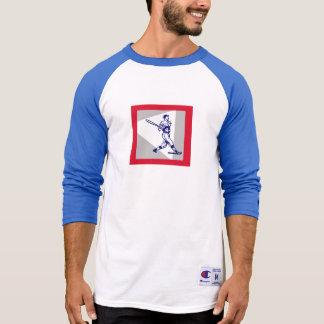 Baseball Batter Swings T-Shirt