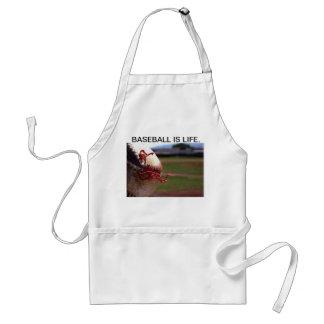 Baseball BBQ Apron
