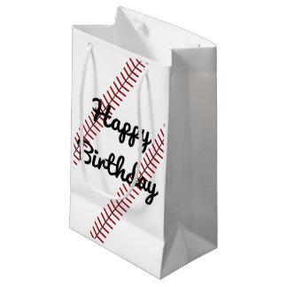 Baseball Birthday Party Supplies Small Gift Bag