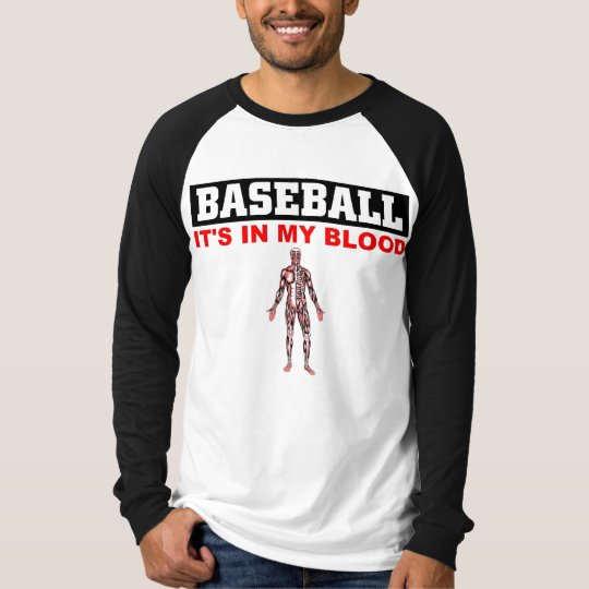 Baseball Blood T-Shirt