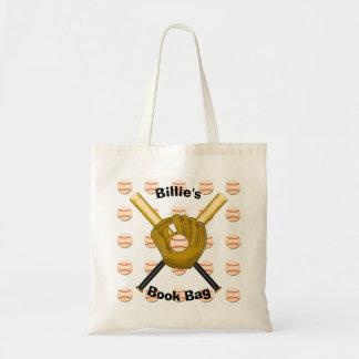 Baseball Book Bag