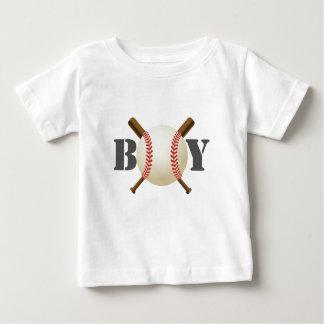 Baseball Boy All-Star Sport Theme Baby T-Shirt