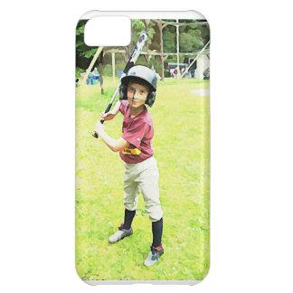 Baseball Boy iPhone 5C Cases