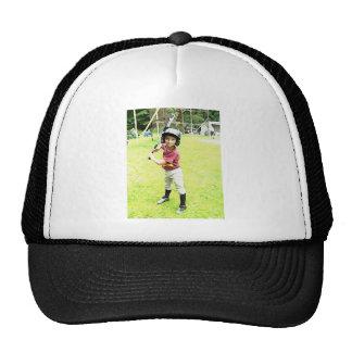 Baseball Boy Mesh Hats