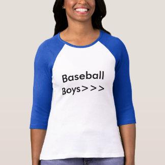 baseball boys tshirts