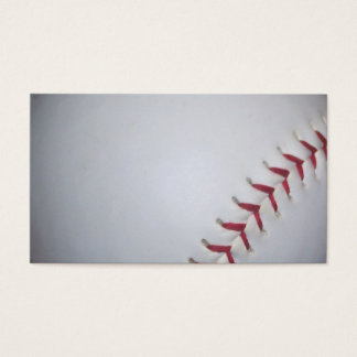 Baseball Business Card