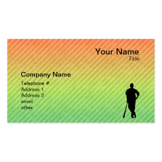 Baseball Double-Sided Standard Business Cards (Pack Of 100)