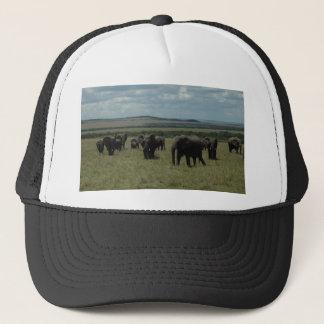 Baseball  Cap- African Wildlife Trucker Hat