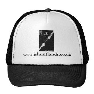 baseball cap -nick Twisted Minds Mesh Hat