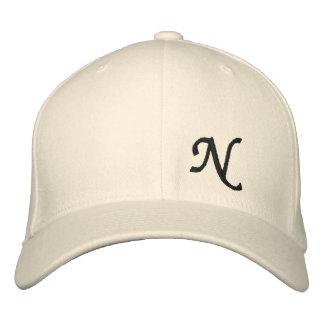 "Baseball Caps ""Nice"" Flexfit Caps Embroidered Baseball Cap"