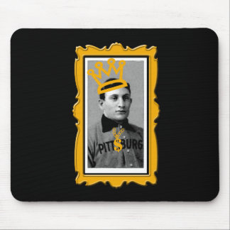 Baseball Card Mouse Pad