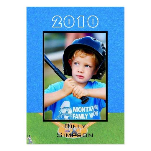 Baseball Cards Business Card Templates
