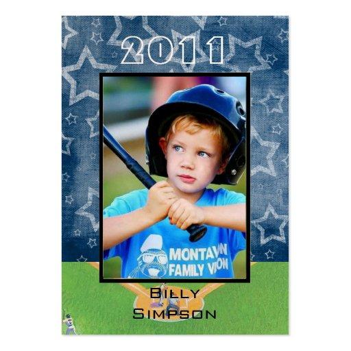 Baseball Cards Business Cards