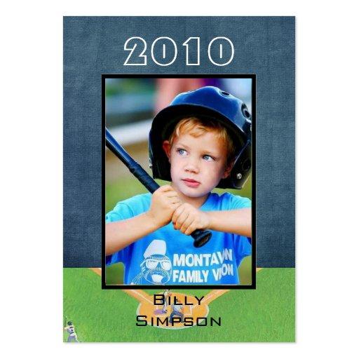 Baseball Cards Business Card