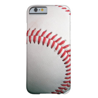 Baseball Barely There iPhone 6 Case
