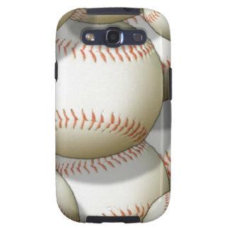 Baseball Galaxy SIII Cases