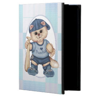 BASEBALL CAT BLEU CUTE iPad Air 2 Powis iPad Air 2 Case