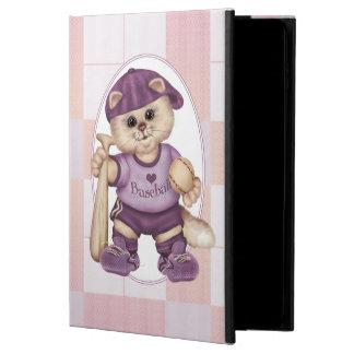 BASEBALL CAT  CUTE iPad Air 2 Powis iPad Air 2 Case