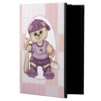 BASEBALL CAT  CUTE iPad Air iPad Air Cover