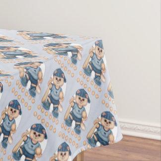 """BASEBALL CAT Tablecloth COLOR LIPS 52""""x70"""""""